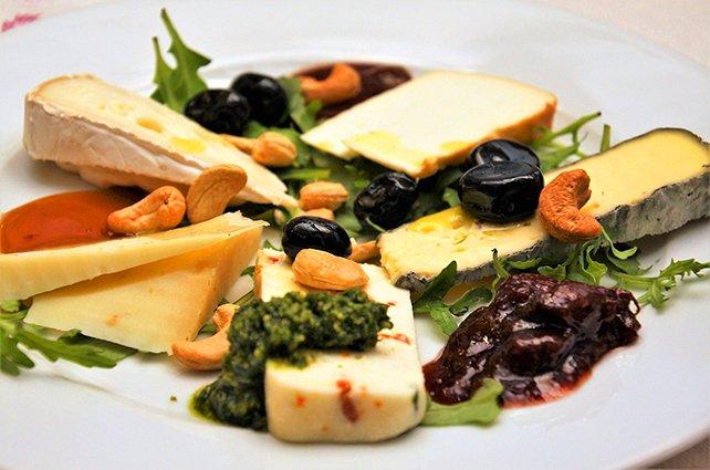 enogastronomia alpina formaggi