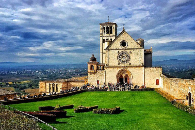 basilica san francesco d'assisi