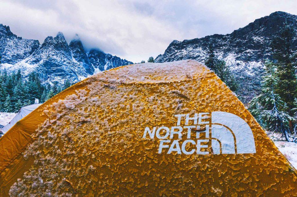 migliori marchi trekking 2021 the north face