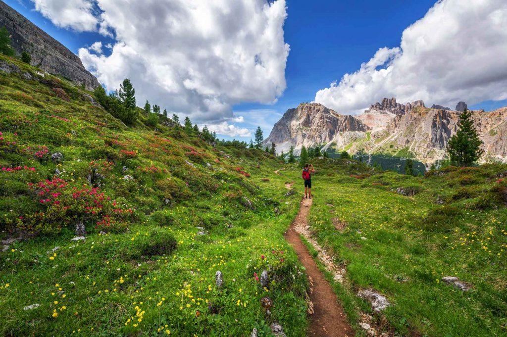 trekking ecosostenibile i marchi green 2021