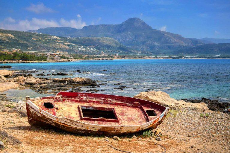 the cretan way spiaggia