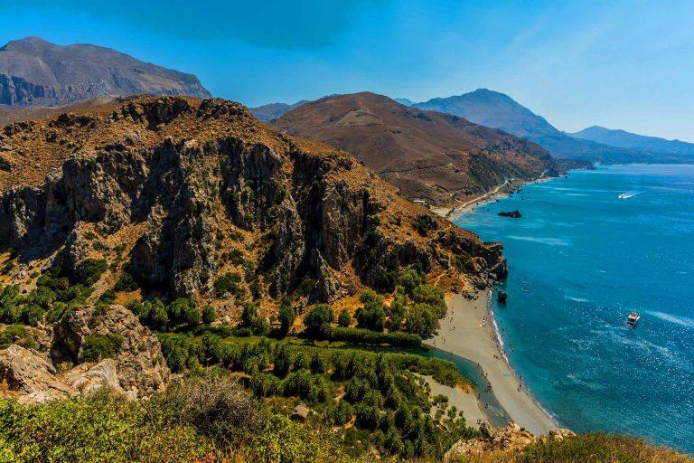 la via cretese montagne