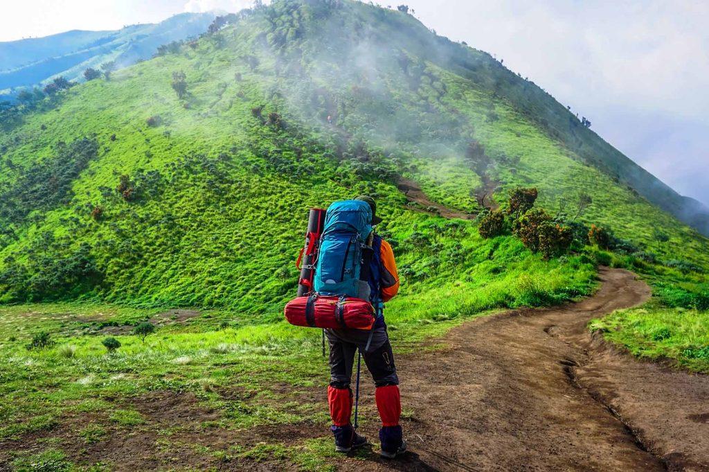 trekking eco sostenibile zaini ecologici 2021