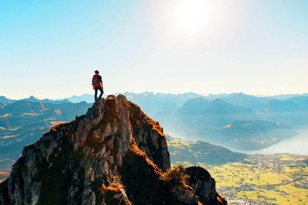 trekking eco sostenibile salomon x il green